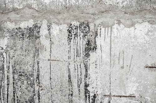Fototapeta Grungy concrete wall background
