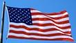 Quadro Amerikanische Fahne, Stars and Stripes