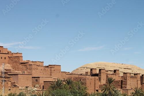 Plexiglas Marokko Morocco