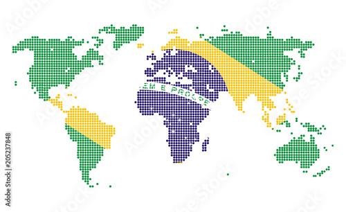 Brazil - 205237848