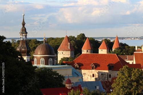 Obraz na płótnie Tallinn, Estonia