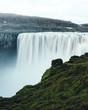 Dettifoss - most powerful waterfall in Europe. Jokulsargljufur National Park, Iceland - 205279687