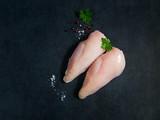 Raw chicken breast - 205283663