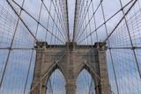 Brooklyn Bridge in New York City - 205298049