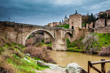 Toledo city and the Tagus River - 205313688