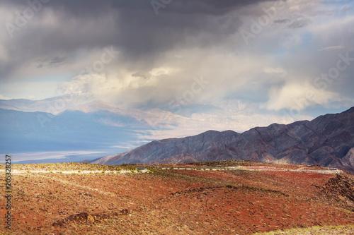 Plexiglas Galyna A. Death valley