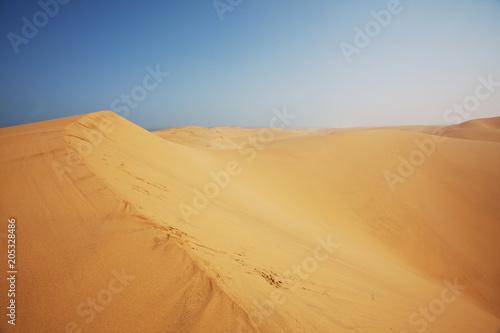 Plexiglas Galyna A. Namib desert