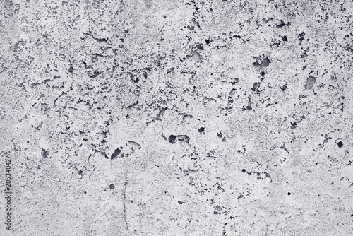 Abstract bright white concrete surface background