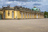 Palace of Sanssouci in Potsdam, Germany - 205342424