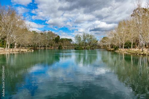 Anna lagoon in Valencia
