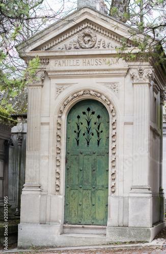 Cmentarz Ojca Lachaise, Paryż.