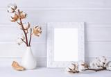 Wooden frame - 205358698