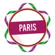 Paris, Stamp, Symbol