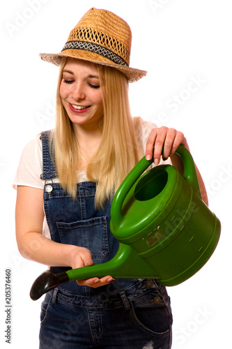Fridge magnet Gärtnerin