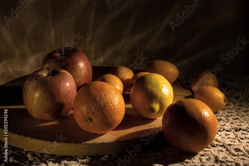 Foto Murales Food