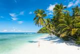 Pristine Beach in Seychelles
