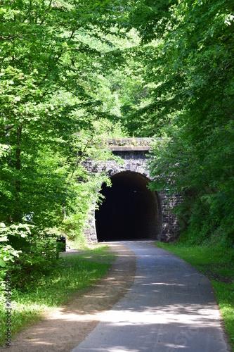 Tunel Hausen II, XIX wiek