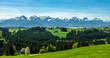 Quadro european alps