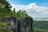 Plateau auf dem Pfaffenstein