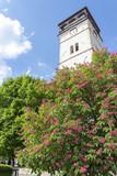 City tower in Roznava, Slovakia