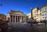 Pantheon in Rome, Italy - 205448490