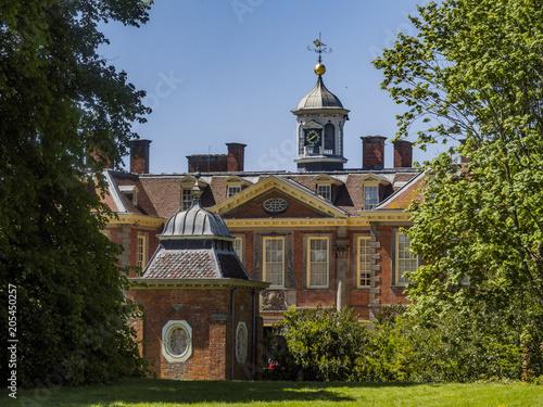Hanbury Hall Stately Home Worcestershire England UK