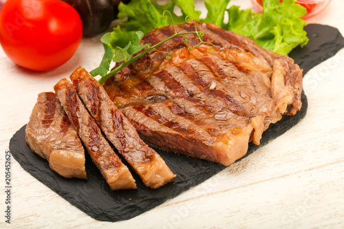 Fotobehang Steakhouse Rib eye steak