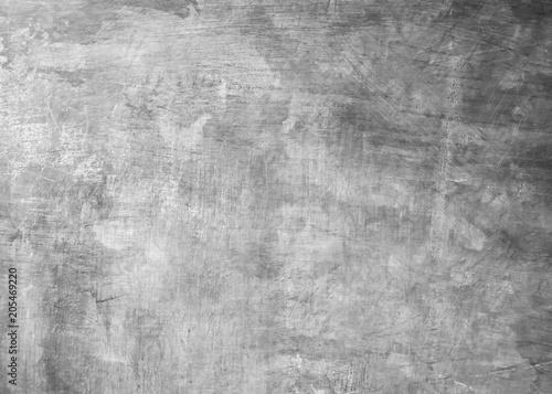 Biała cementowa tekstura gipsująca stiuk ściana malował blaknie tło.