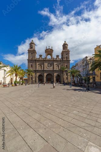 Cathedral of Santa Ana, Las Palmas, Spain