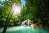 Beautiful waterfalls in Thailand. Thailand Tourism.