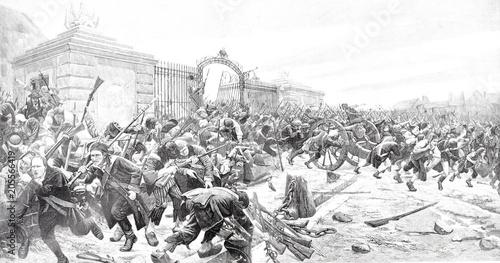 Paris: Stürmung der Bastille am 19. Juli 1789