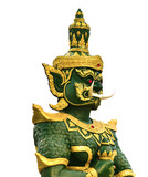 Green giant statues at temples in Thailand ,  Religious and beliefs in Thailand