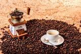 Espresso appena macinato - 205662801