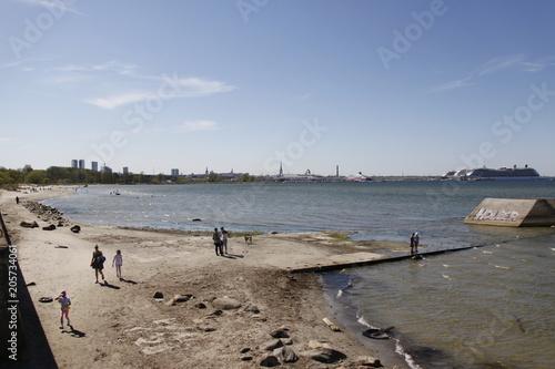 Aluminium Noordzee Tallinn - Bord de mer