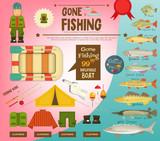 Freshwater Fish of North America - 205735622