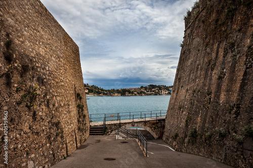 Citadelle Saint-Elme in Villefranche sur Mer