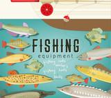 Fishing equipment - 205775889
