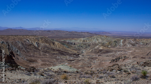 Aluminium Cappuccino Rainbow Basin Mojave Desert Slot Owl Canyon