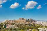 Parthenon, Acropolis of Athens, Greece at summer day - 205823867