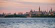 Ottawa, Canada in sunset
