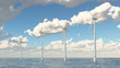 Offshore wind power - 205864872