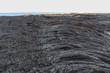 Lava field slope, Big Island, Hawaii.