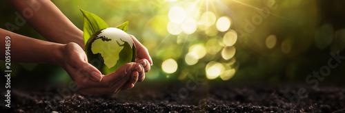 Zielona planeta w Twoich rękach. Ratować Ziemię. Pojęcie środowiska