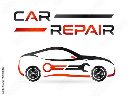 Autowerkstatt - Sportauto