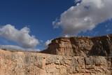 Cava Pontrelli - Altamura (Ba) - Stratificazione geologica roccia