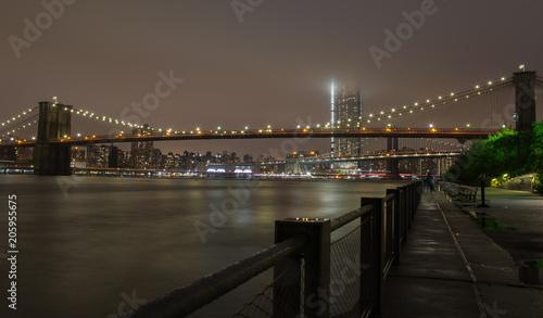 New York, ponte di Brooklyn,  © Gianfranco Bella