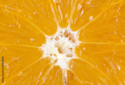 juicy orange background