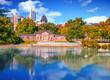 City Lake Reflection
