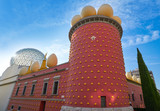 Salvador Dali museum in Figueres of Catalonia - 205979240
