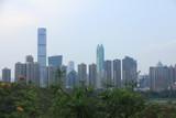 The Skyline of Shenzhen, China - 205990837